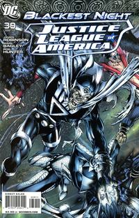 Cover Thumbnail for Justice League of America (DC, 2006 series) #39