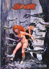 Cover Thumbnail for Storm (Splitter Verlag, 2008 series) #8 - Stadt der Verdammten