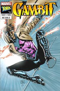 Cover Thumbnail for X-Men Vol. 2 No. 4 [Marvel Legends Reprint] (Marvel, 2003 series) #[nn]