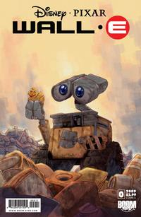 Cover Thumbnail for Wall•E [Wall-E] (Boom! Studios, 2009 series) #0 [Cover A]