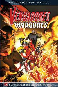 Cover Thumbnail for 100% Marvel: Vengadores/Invasores (Panini España, 2009 series) #1