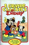 Cover for I Grandi Classici Disney (Arnoldo Mondadori Editore, 1980 series) #27