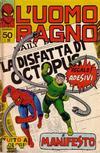 Cover for L'Uomo Ragno [Collana Super-Eroi] (Editoriale Corno, 1970 series) #50