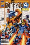 Cover for Fantastic Four 2099 (Marvel, 1996 series) #2