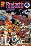 Cover for Fantastic Four 2099 (Marvel, 1996 series) #3