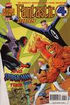 Cover for Fantastic Four 2099 (Marvel, 1996 series) #4