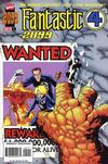 Cover for Fantastic Four 2099 (Marvel, 1996 series) #5