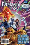 Cover for Fantastic Four 2099 (Marvel, 1996 series) #6