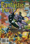 Cover for Fantastic Four 2099 (Marvel, 1996 series) #8