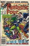 Cover for Fantastic Four Annual (Marvel, 1963 series) #19 [Newsstand]
