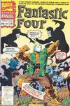 Cover for Fantastic Four Annual (Marvel, 1963 series) #26 [Direct]