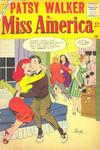 Cover for Miss America (Marvel, 1953 series) #89