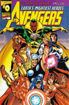 Cover for Avengers (Marvel; Wizard, 1999 series) #0