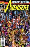 Cover for Avengers (Marvel, 1998 series) #2 [Regular Direct Edition]