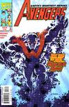 Cover for Avengers (Marvel, 1998 series) #3 [Direct Edition]