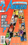 Cover for Avengers (Marvel, 1998 series) #4 [Direct Edition]