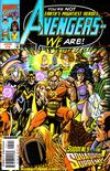 Cover for Avengers (Marvel, 1998 series) #5 [Direct Edition]