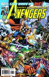 Cover for Avengers (Marvel, 1998 series) #7 [Direct Edition]