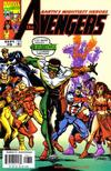 Cover for Avengers (Marvel, 1998 series) #8 [Direct Edition]