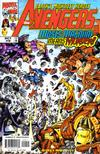 Cover for Avengers (Marvel, 1998 series) #9 [Direct Edition]