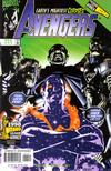 Cover for Avengers (Marvel, 1998 series) #11 [Direct Edition]