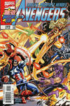 Cover for Avengers (Marvel, 1998 series) #12 [Direct Edition]
