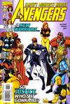 Cover for Avengers (Marvel, 1998 series) #13 [Direct Edition]