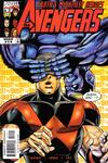Cover for Avengers (Marvel, 1998 series) #14 [Direct Edition]