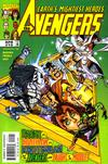Cover for Avengers (Marvel, 1998 series) #15 [Direct Edition]