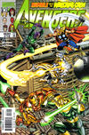 Cover for Avengers (Marvel, 1998 series) #16 [Direct Edition]