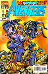 Cover for Avengers (Marvel, 1998 series) #17 [Direct Edition]