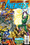 Cover for Avengers (Marvel, 1998 series) #18 [Direct Edition]
