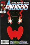 Cover for Avengers (Marvel, 1998 series) #19 [Direct Edition]