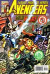 Cover for Avengers (Marvel, 1998 series) #21 [Direct Edition]