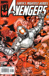 Cover for Avengers (Marvel, 1998 series) #22 [Direct Edition]