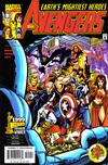 Cover for Avengers (Marvel, 1998 series) #24 [Direct Edition]