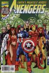 Cover for Avengers (Marvel, 1998 series) #25 [Direct Edition]