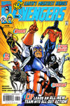Cover for Avengers (Marvel, 1998 series) #26 [Direct Edition]