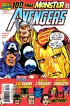 Cover for Avengers (Marvel, 1998 series) #27 [Direct Edition]