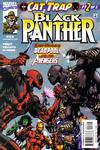 Cover for Black Panther (Marvel, 1998 series) #23