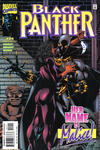 Cover for Black Panther (Marvel, 1998 series) #24