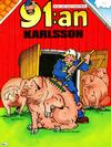 Cover for 91:an Karlsson [julalbum] (Semic, 1981 series) #[1988]