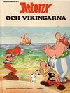 Cover for Asterix (Hemmets Journal, 1970 series) #3 - Asterix och vikingarna