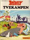 Cover for Asterix (Hemmets Journal, 1970 series) #4 - Tvekampen