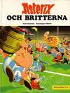 Cover for Asterix (Hemmets Journal, 1970 series) #5 - Asterix och britterna
