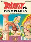 Cover for Asterix (Hemmets Journal, 1970 series) #8 - Asterix på olympiaden