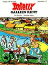 Cover for Asterix (Hemmets Journal, 1970 series) #12 - Gallien runt