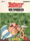 Cover for Asterix (Hemmets Journal, 1970 series) #15 - Asterix och tvedräkten
