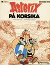 Cover for Asterix (Hemmets Journal, 1970 series) #20 - Asterix på Korsika