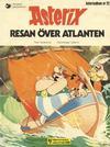 Cover for Asterix (Hemmets Journal, 1970 series) #22 - Resan över Atlanten